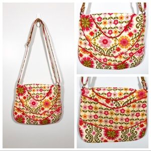 Vera Bradley Folkloric Crossbody Bag